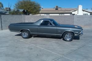 Richard's '68 El Camino