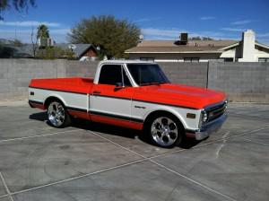 Tommie's '69 Chevy Pickup