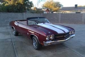 Dave's '70 SS Chevelle