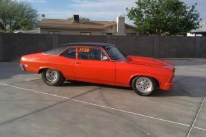 Jeff's '68 Nova