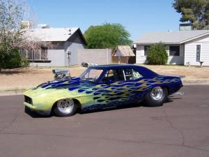 Jeff's '69 Camaro