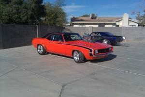 Lance's '69 Camaro