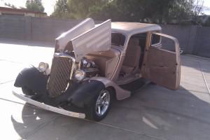 Steve's '34 Ford