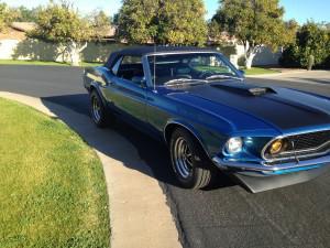 Lynn's '69 Mustang