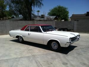 Tommie's '65 Olds 442